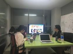 유니드컴즈(주) 기업 속 사진